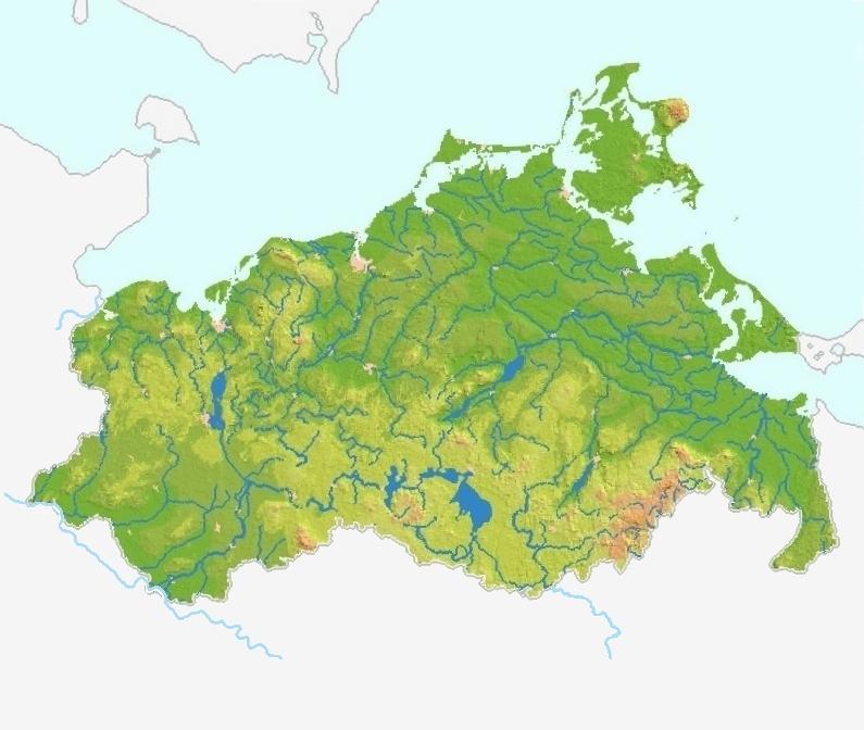 Mecklenburgische Seenplatte Karte Pdf.Pegelportal Mecklenburg Vorpommern